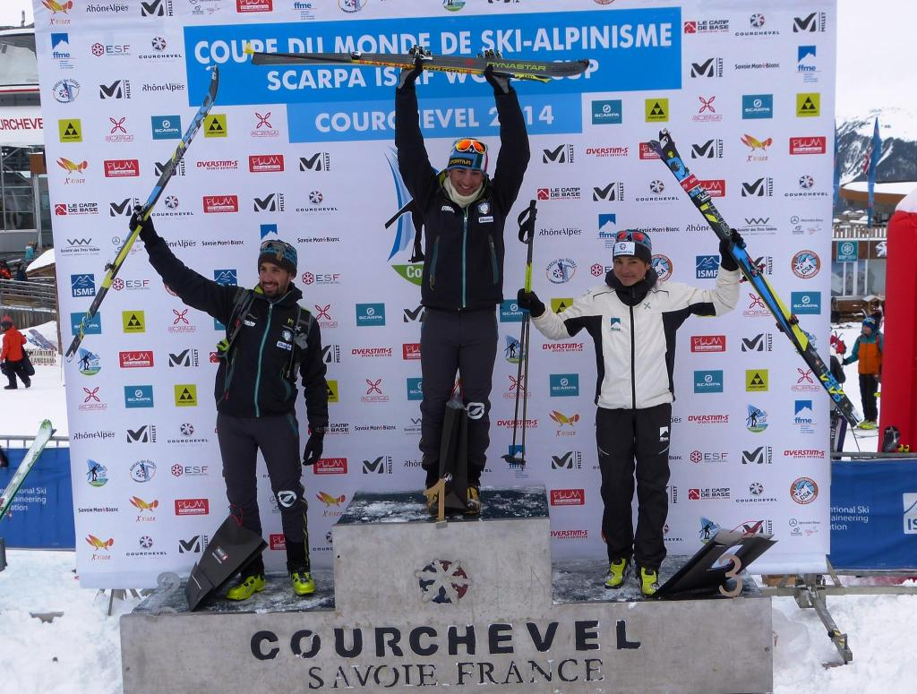 podium courch